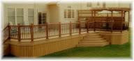 exton composite deck